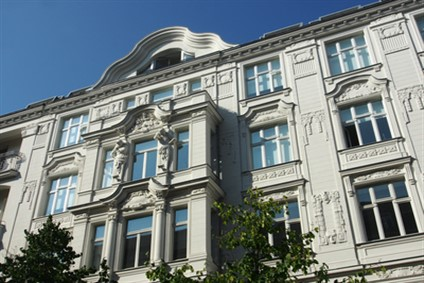 selling a property in the centre of Berlin Germany