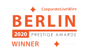 Prize of Berlin Real Estate Agency of the year - 2020 edition