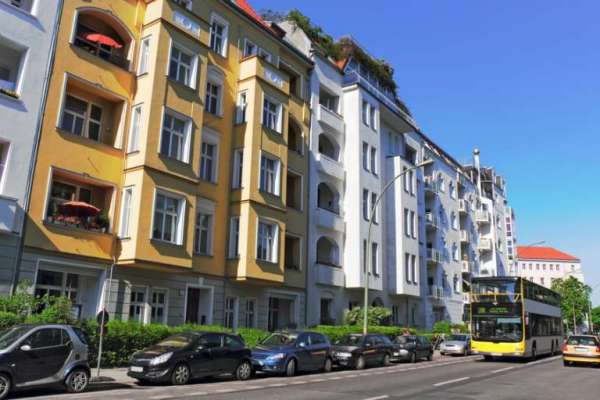 Apartment Building to sell - Berlin