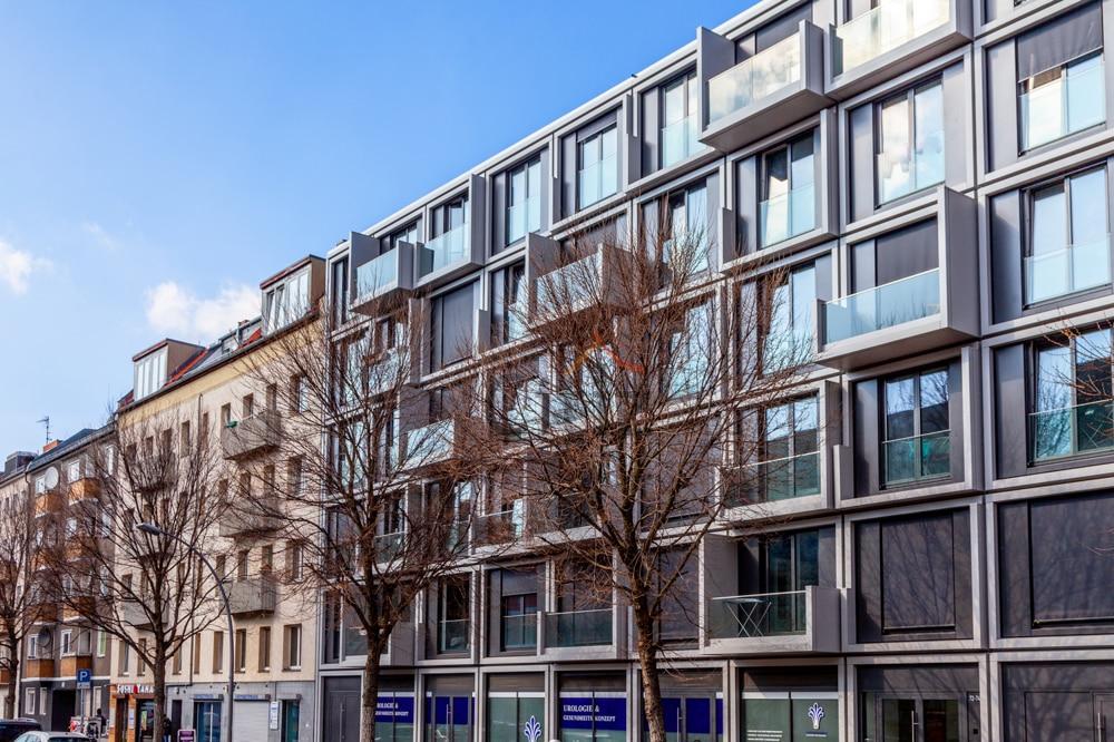 Investissement locatif à Berlin dans un programme neuf