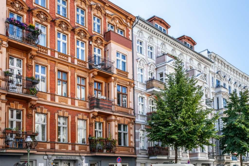 Altbauwohnungen zum Verkauf in Berlin Wedding
