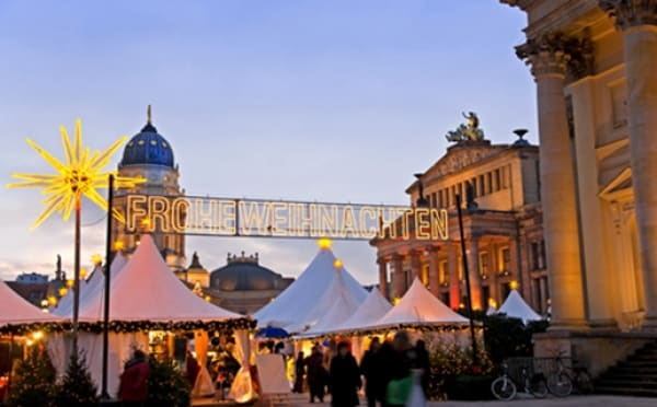 Marchés de Noël à Berlin