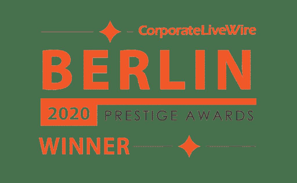 Обладатель награды - агентство недвижимости в берлине 2020