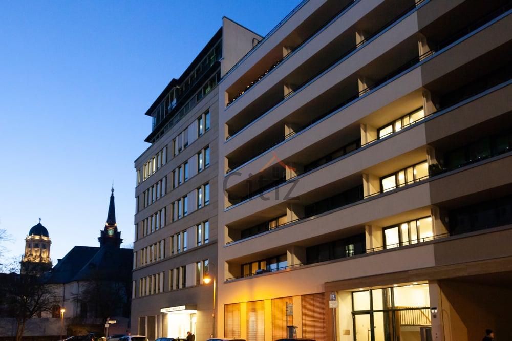 Appartement de 2 pièces à vendre à Berlin Mitte
