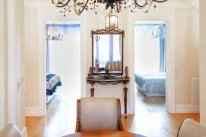 Classical 4-room apartment for sale in Berlin-Charlottenburg