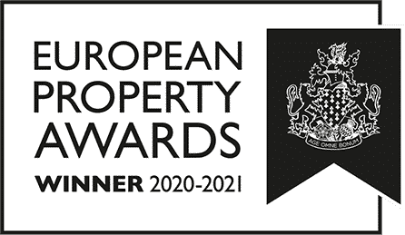 Real Estate Agency Website Winner for Germany (2020 & 2021) in European Property Awards