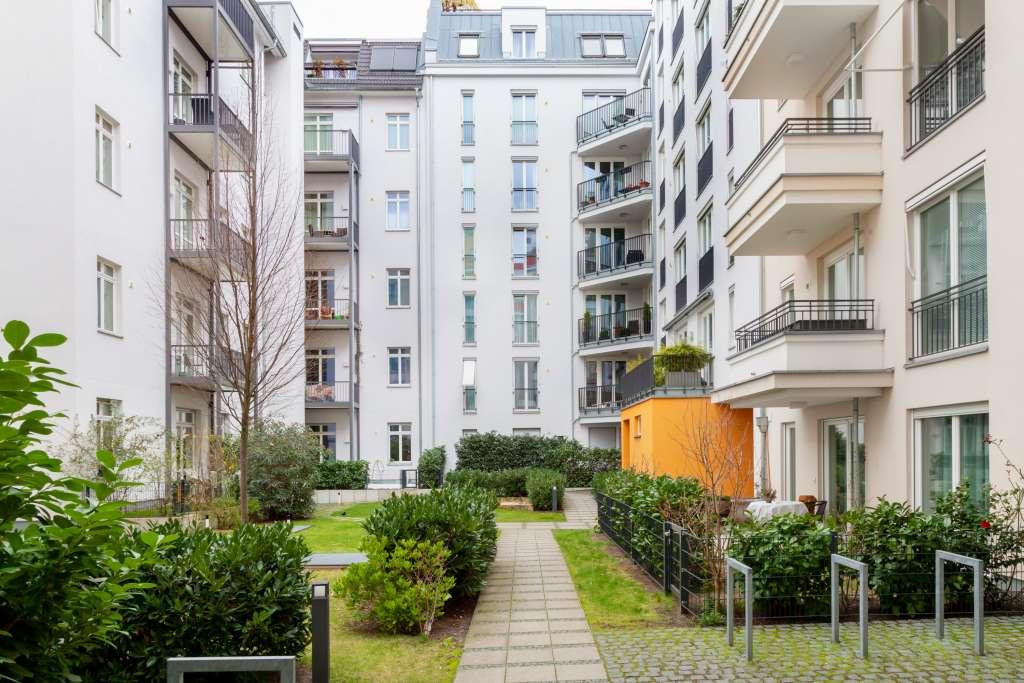 Programme immobilier à Berlin Charlottenburg