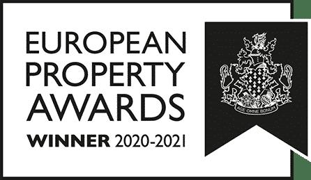 Award of best estate agent website in Germany - 2021