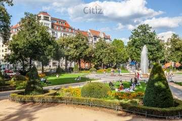 Unrefurbished 2-room flat with balcony in Akazienkiez area, 10783 Berlin, Apartment for sale