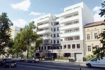 Investment property for sale in top location of West Berlin (ca.3,5% yield), 10713 Berlin, Apartment for sale