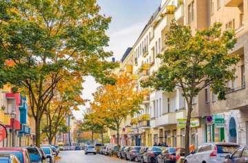 Perfect for LT investor: studio apartment in Wedding at just 3400€ per sqm!, 13353 Berlin, Apartment