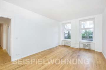 Excellente propriété d'investissement à Wedding, 13353 Berlin, Appartement