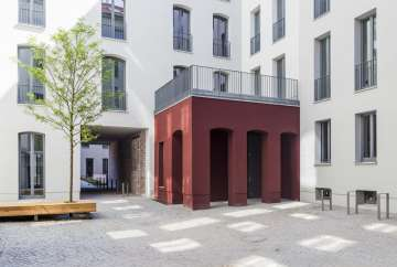 Beautiful 4-room apartment with a big terrace in Prenzlauer Berg, 10405 Berlin, Apartment for sale