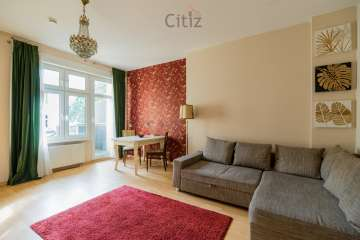 Samariterkiez-Friedrichshain: Apartment with balcony in a charming period building for sale, 10247 Berlin, Apartment