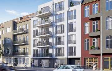 Квартира в новостройке: 2-х комнатные апартаменты с балконом, 10315 Berlin, Kвартирa