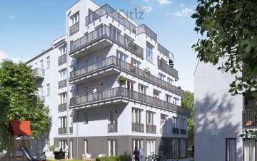 Ideal for self-use: modern apartment in family friendly area of lichtenberg, 10315 Berlin, Apartment for sale