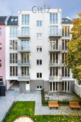 Светлая студия с террасой В Берлине-Лихтенберг, 10315 Berlin, Kвартирa