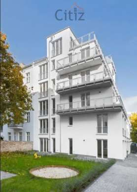 Berlin Lichtenberg: modern new built 2-room apartment with balcony, 10315 Berlin, Apartment for sale