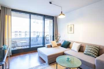 Hochwertige 2-Zi-Wohnung mit Balkon nahe Alexanderplatz, 10179 Berlin, Etagenwohnung