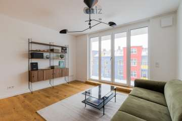 Calm area: beautiful 2-room apartment in new building – ideal for small familys, 10315 Berlin, Apartment for sale